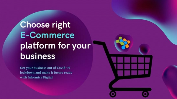 Which E-commerce platform will be best for your business growth