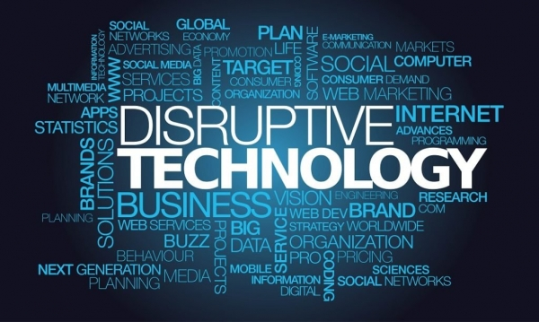 DISRUPTIVE TECHNOLOGIES TO WATCH OUT- 2021
